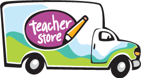 Truck icon for the Teacher Store