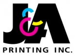 J&A Printing logo