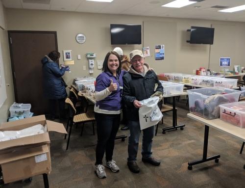 Flu Fighter Event – Jan 2019