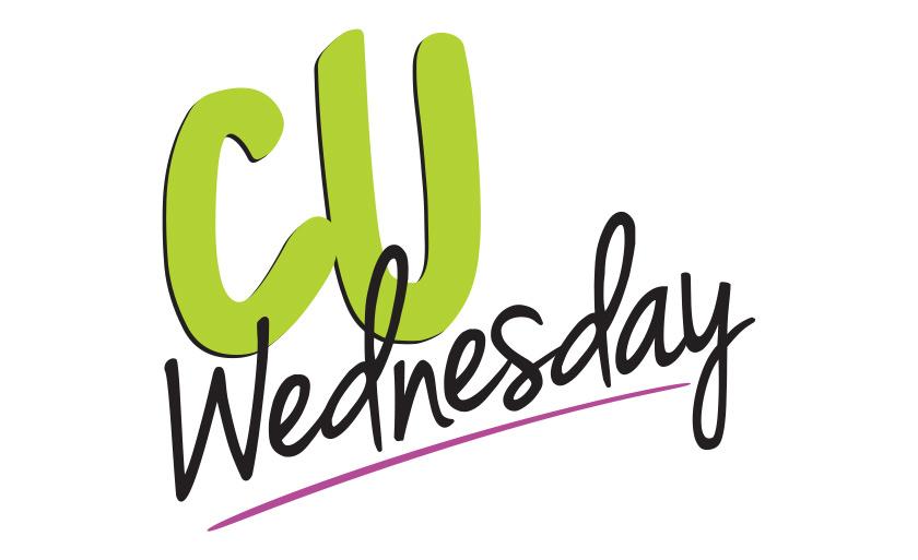 CU Wednesday logo