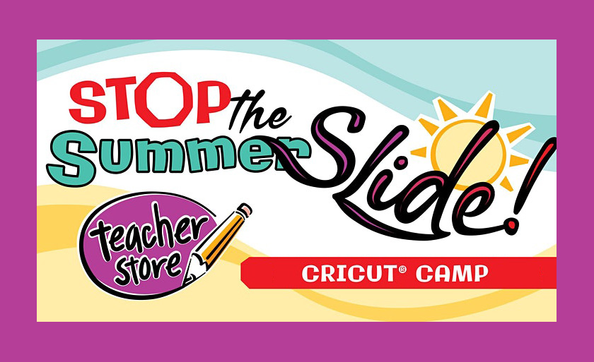 Cricut Camp for Teachers Seminar